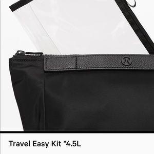 lululemon athletica Bags - Travel easy kit 4.5L